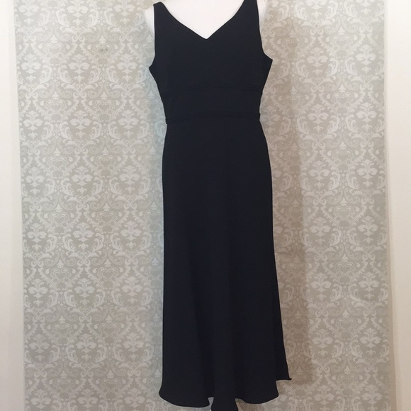 Evan Picone Dresses & Skirts - {Evan Picone} Beautiful Black Dress Size 12